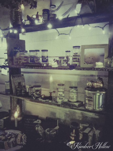 The Apothecary at Kimber Hollow - 2014