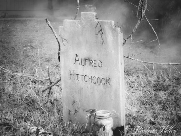 The Birds are back... RIP Alfred Hitchcock