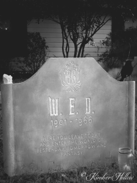 Can you guess who inspired this tombstone?